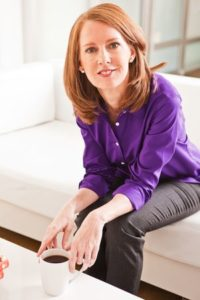 Portrait of Gretchen Rubin, NYC