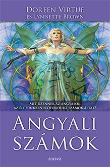 Angyali számok könyv Doreen Virtue