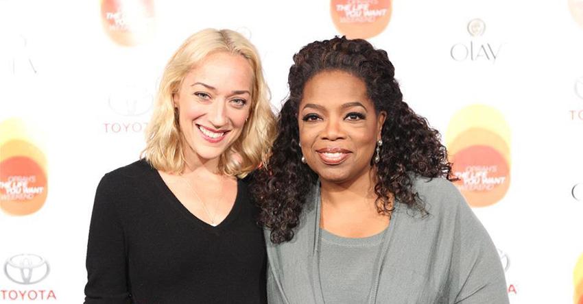 Kris Carr és Oprah