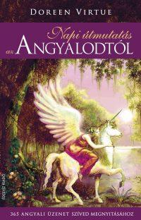 Napi útmutatás az angyalodtól könyv