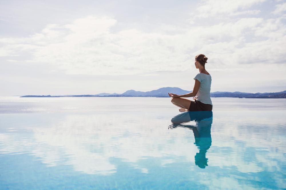 Egyperces meditáció