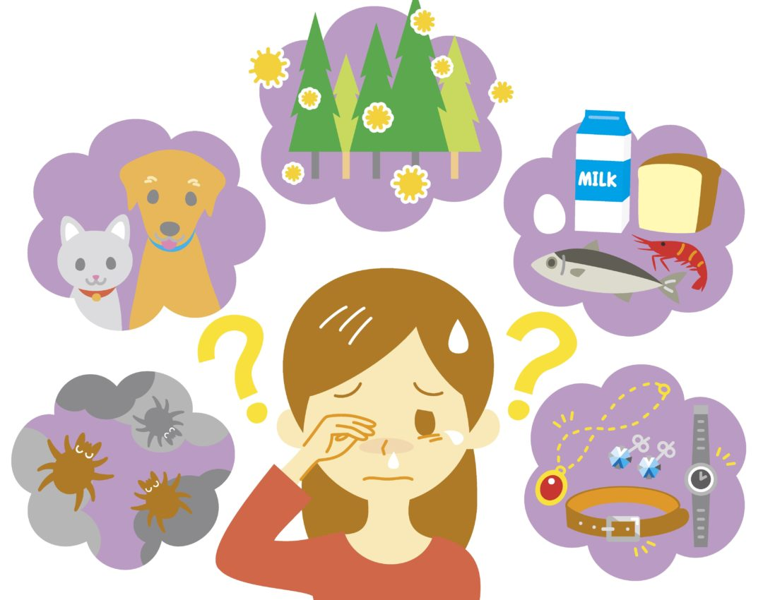 Hogyan okozhatja egészségügyi problémáidat egy rejtett allergia?