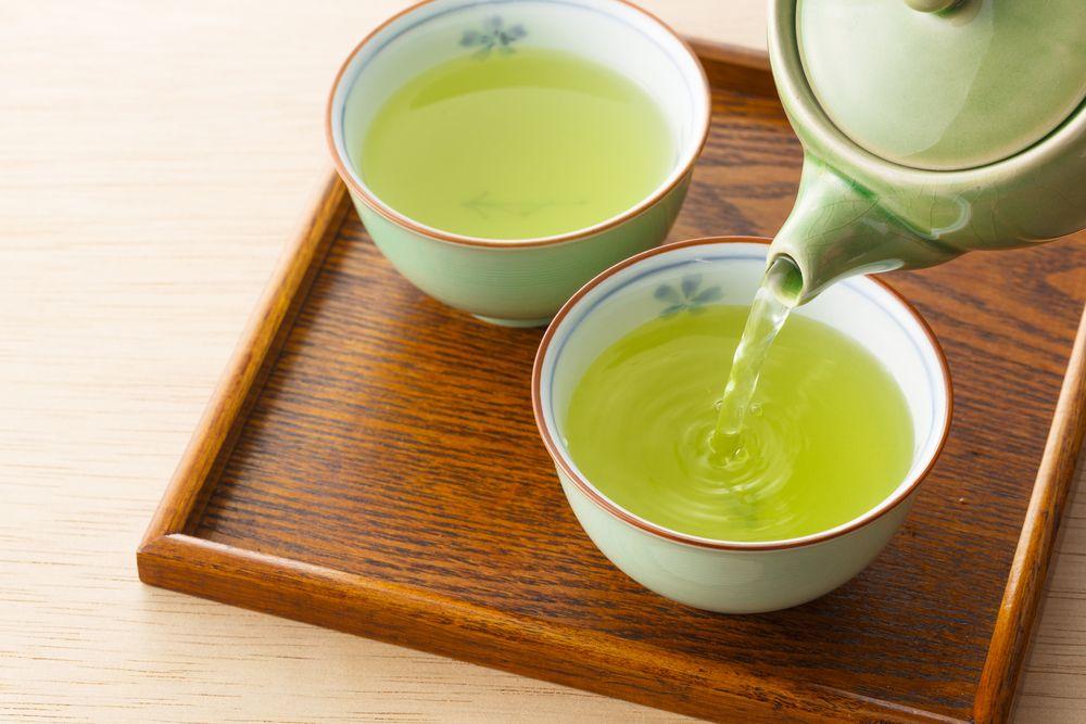 A fogyókúrázók csodafegyvere a zöld tea