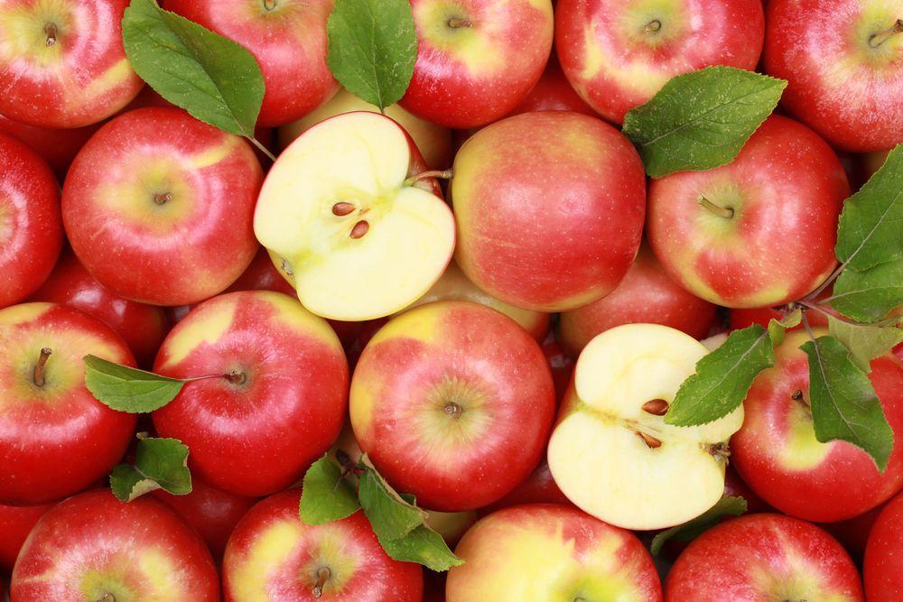A mindent megváltoztató almák