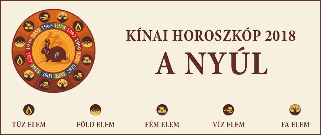 A Nyúl – Kínai horoszkóp 2018