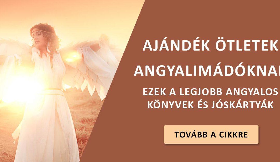 Ajándékötletek angyalimádóknak