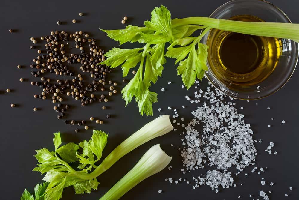 Zeller só bors oliva olaj