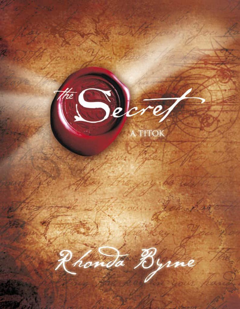 Rhonda Byrne A Titok könyv