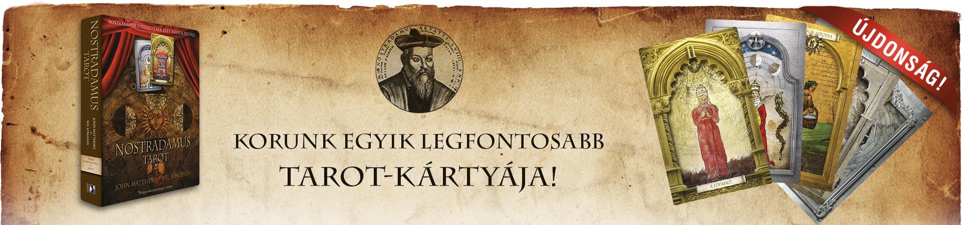 Nostradamus-tarot