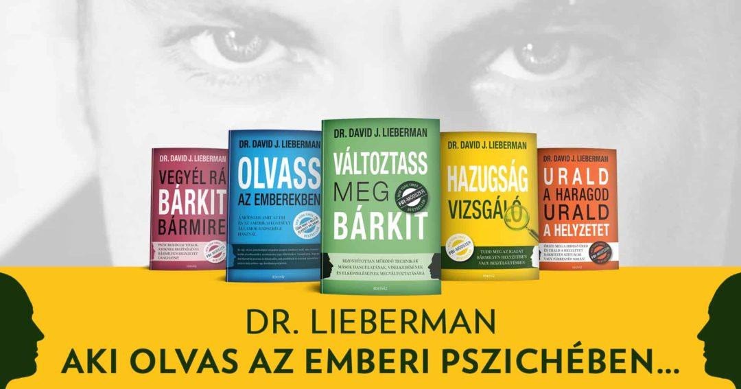 David J. Lieberman, aki olvas az emberi pszichében…