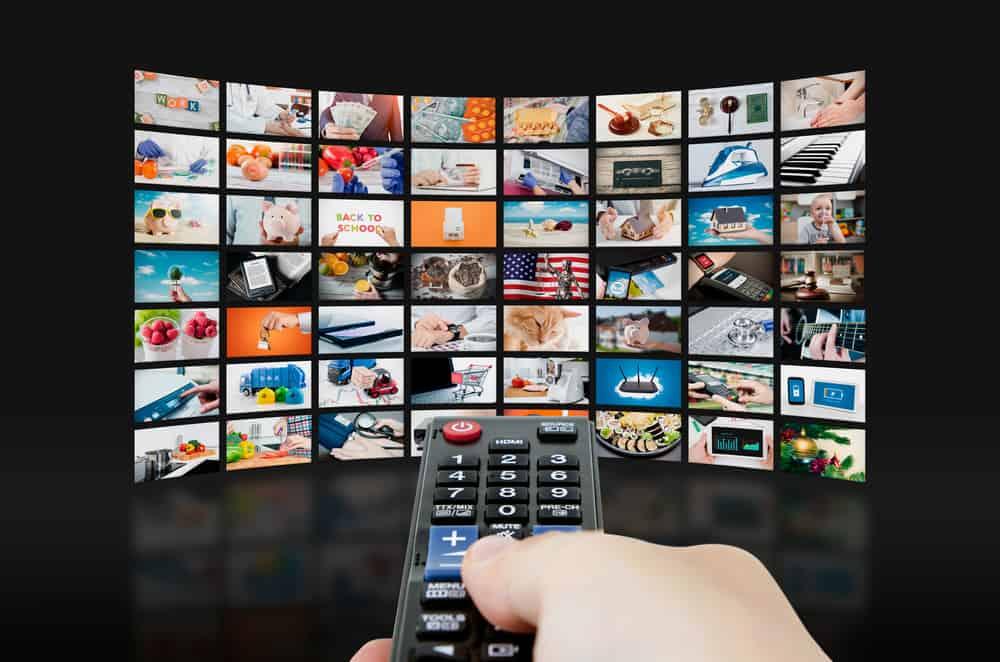 média tv