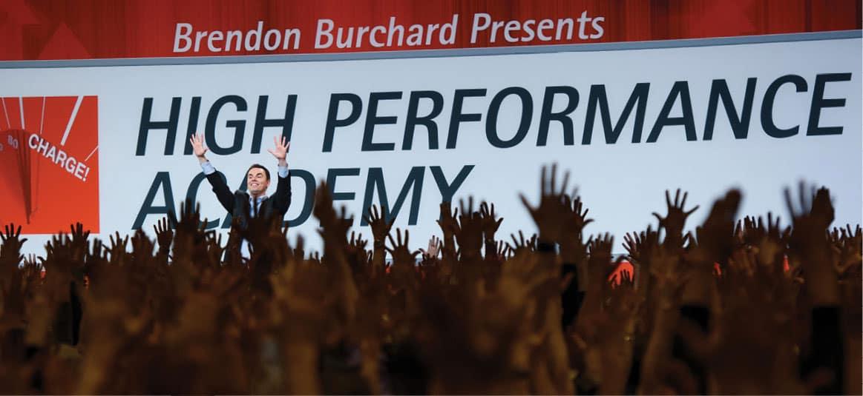 Brendon Burchard előadás