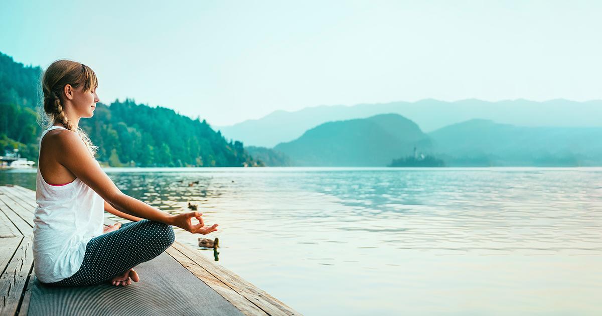 21 meditációs technika Osho-tól, ami visszavezet a világba