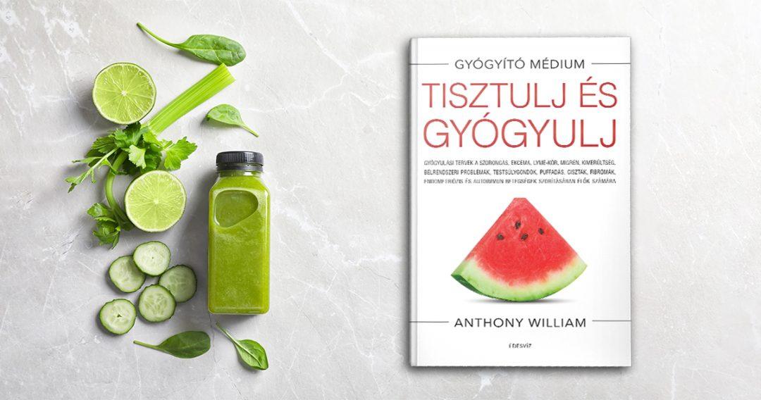 Az ételek és a lélek összefüggései a méregtelenítésben - 6 tisztító módszer ~ Vega Lujzie