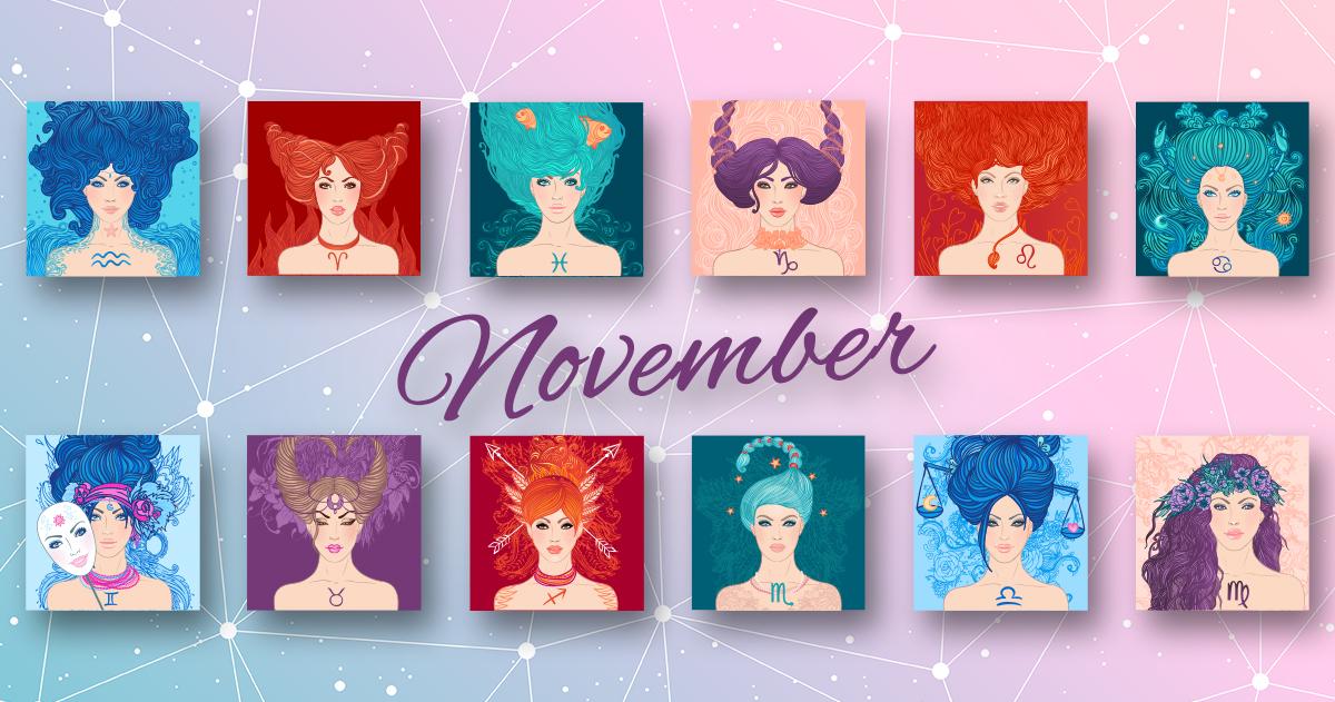 Sorsunk a csillagokban – November