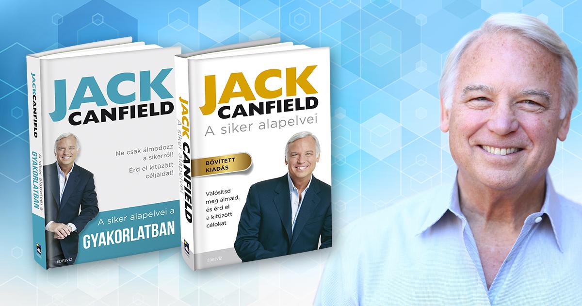 Jack Canfield hét tippje a sikerhez