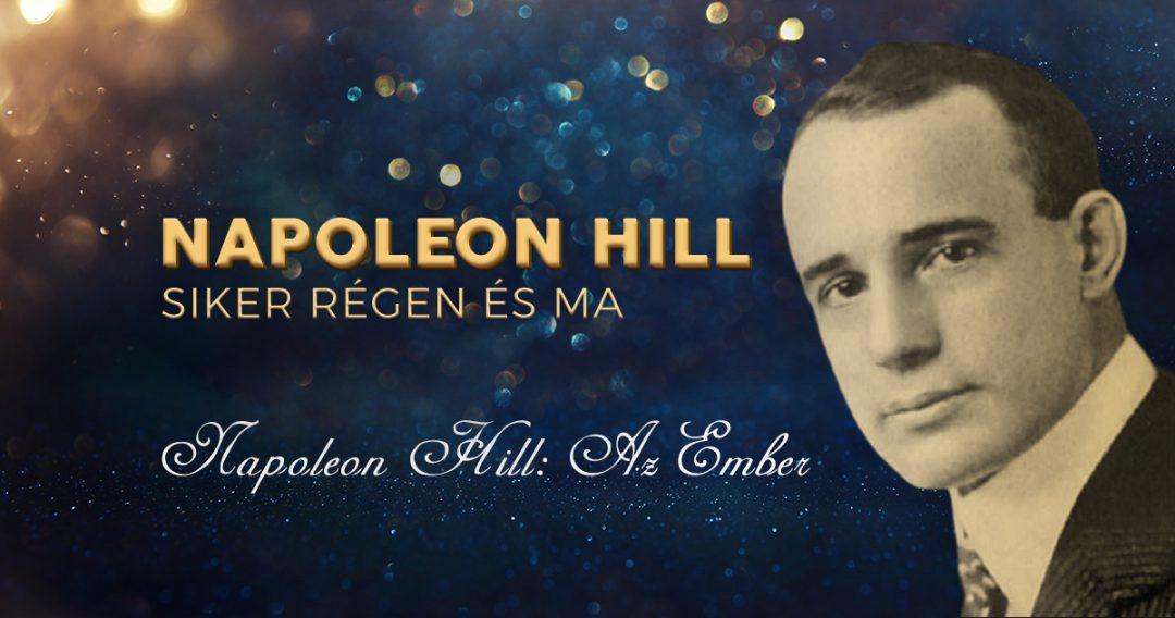 Napoleon Hill: Az Ember