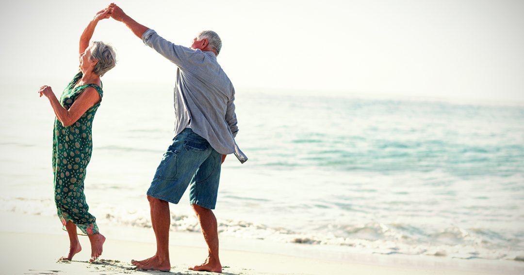 A három leghatásosabb tényező, amely lassítja az öregedést