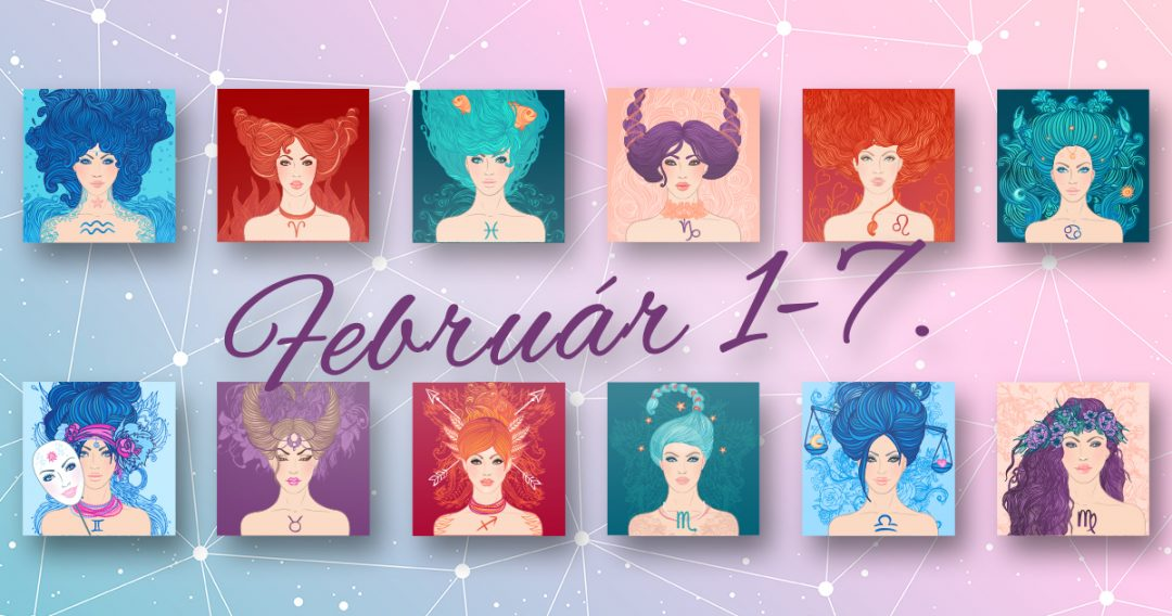 Chani Nicholas Heti horoszkóp Február 1-7.