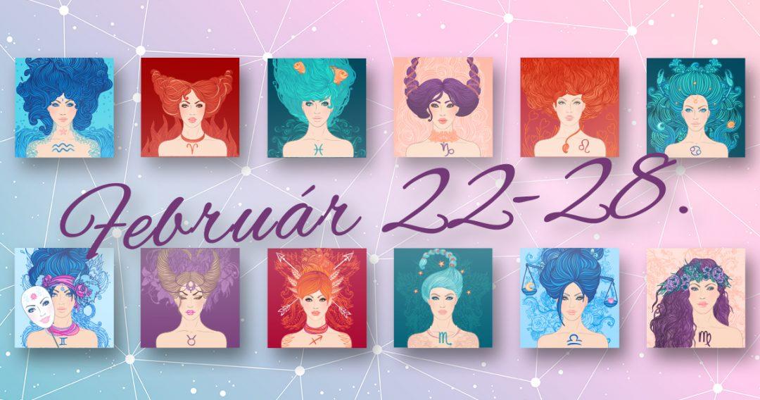Chani Nicholas Heti horoszkóp Február 22-28.