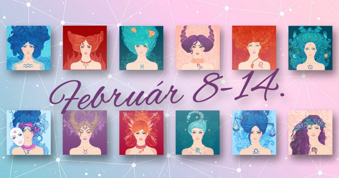 Chani Nicholas Heti horoszkóp Február 8-14.