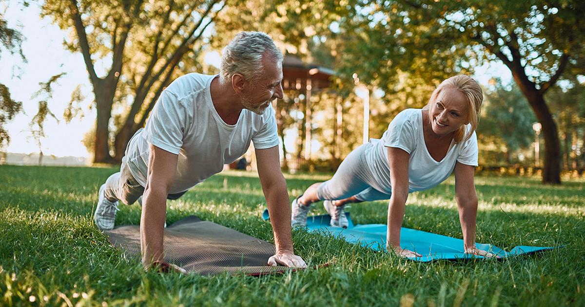 Parkinson és testedzés – Mozogj!