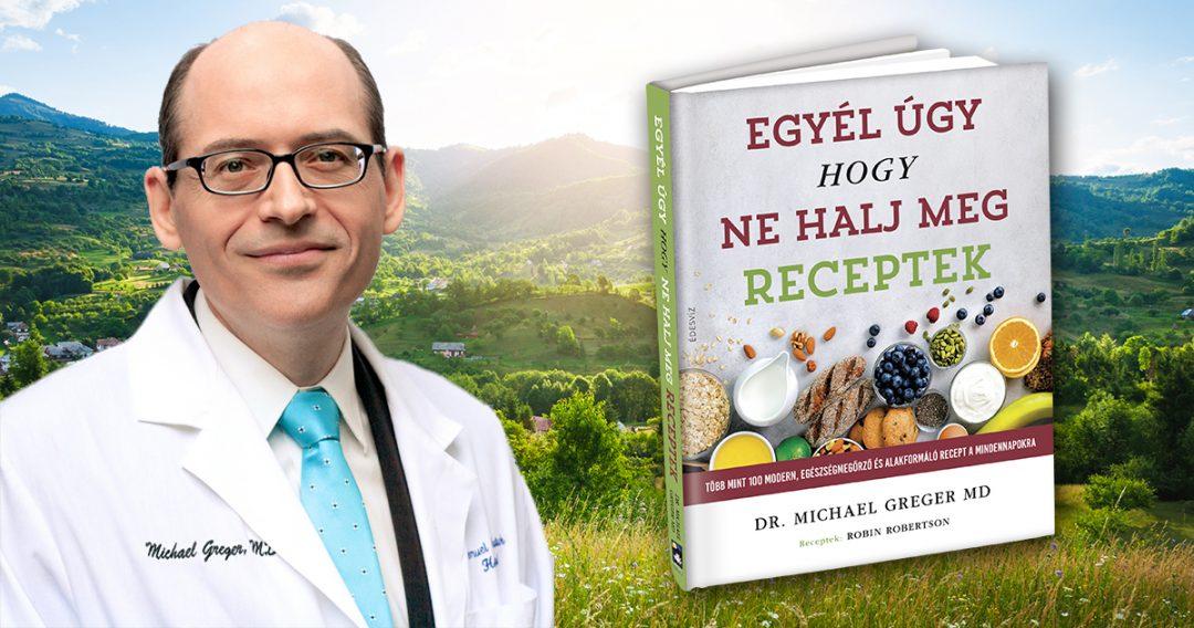 Fogyókúrakönyv receptekkel, amely nem a fogyókúráról szól