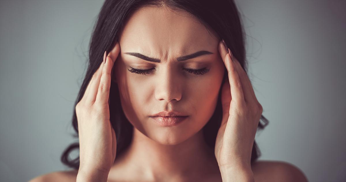 Migrénes fejfájások és az étkezés
