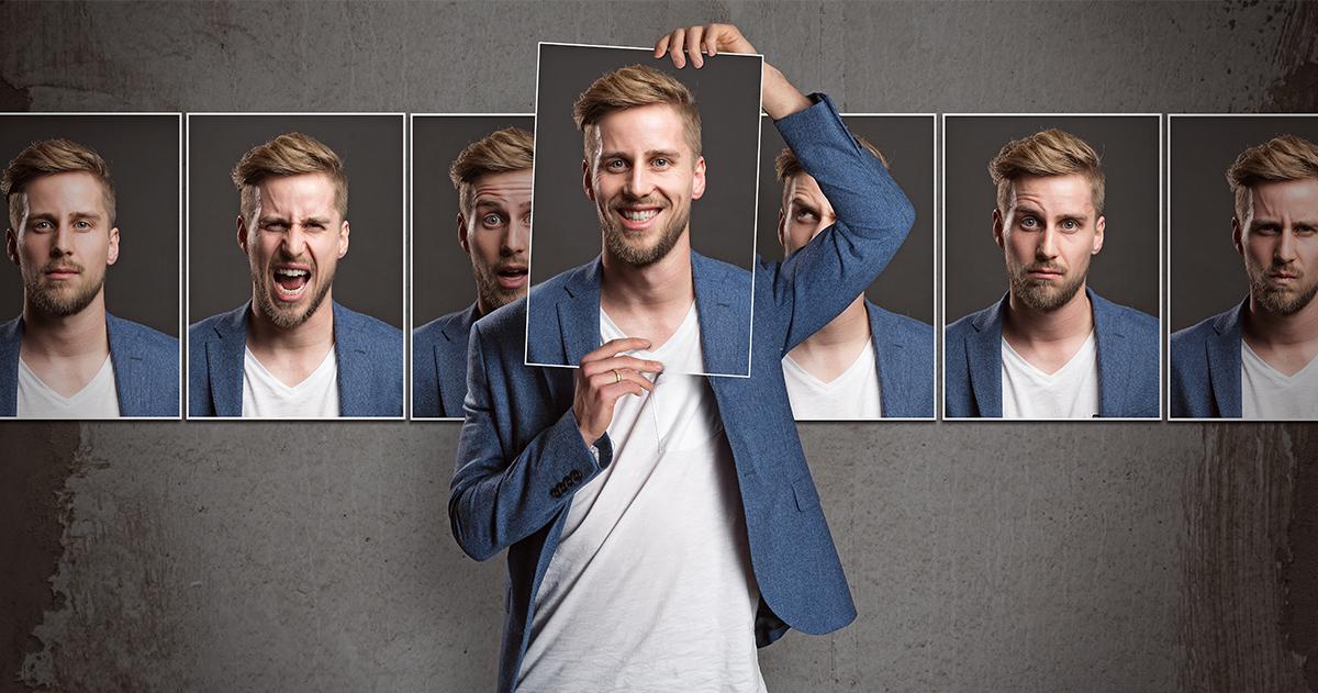 Személyiségtípusok az önbecsülés csökkenésének tükrében