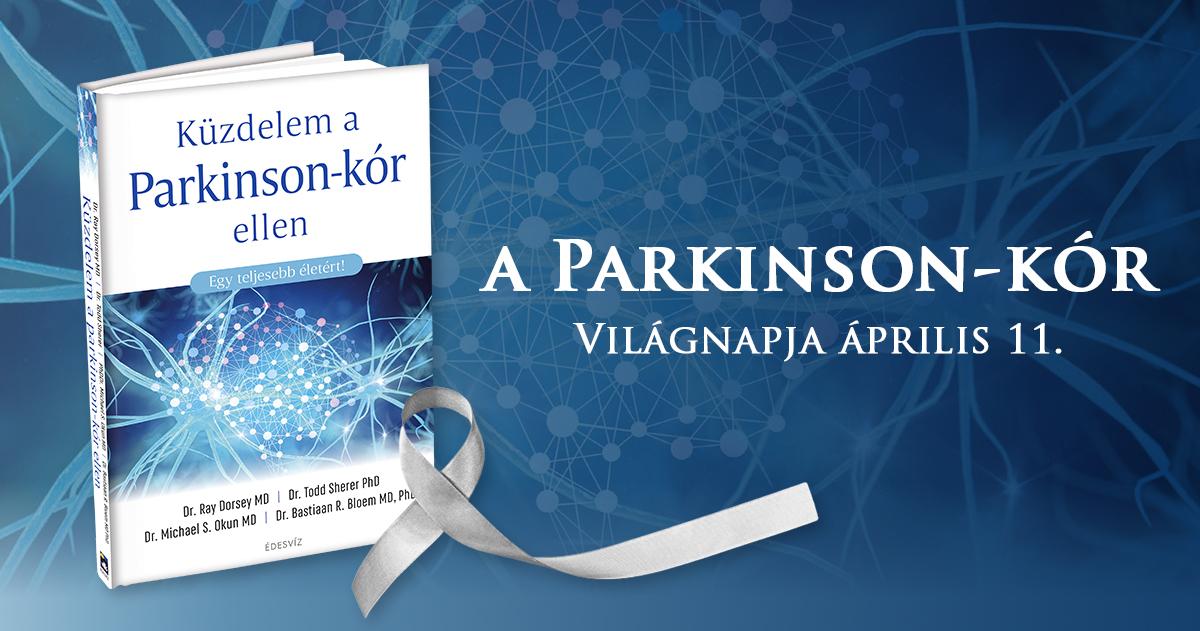 Április 11.: A Parkinson-kór világnapjára