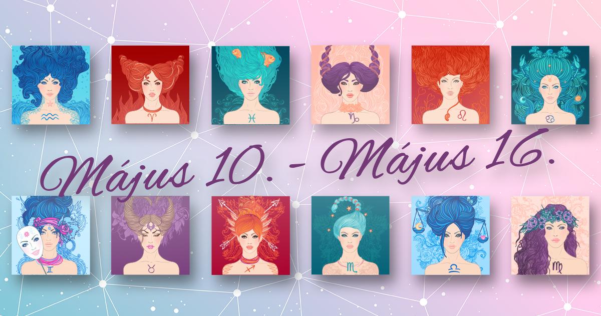 Chani Nicholas <br>Heti horoszkóp Május 10. – Május 16.</br>