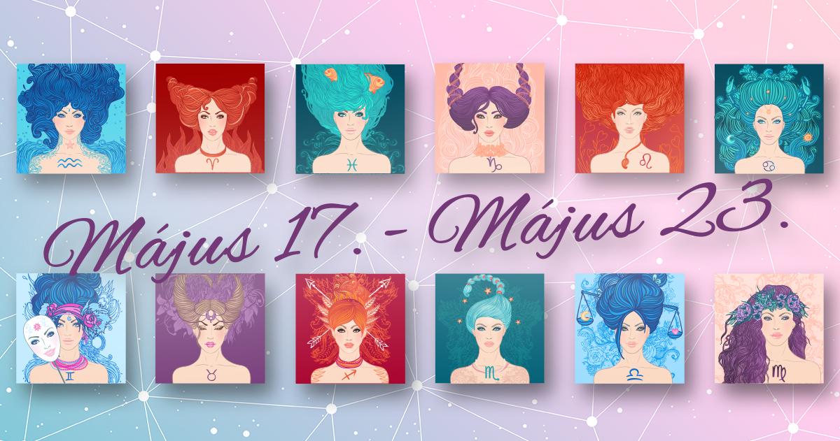 Chani Nicholas <br>Heti horoszkóp Május 17. – Május 23.</br>