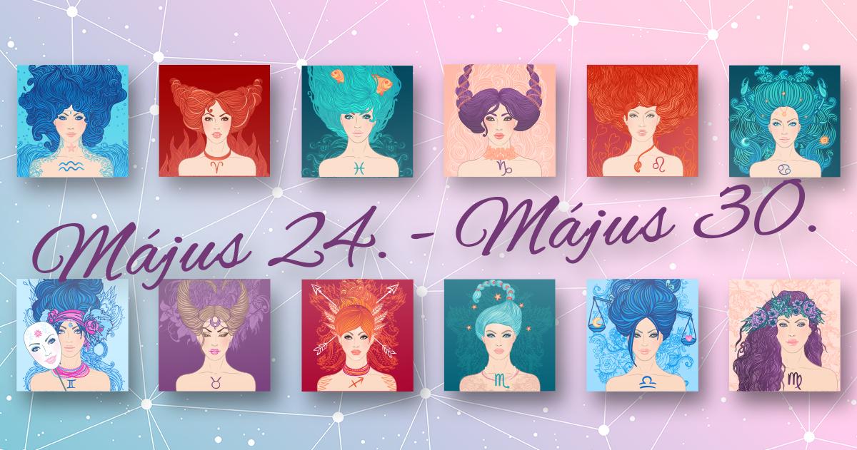 Chani Nicholas <br>Heti horoszkóp Május 24. – Május 30.</br>