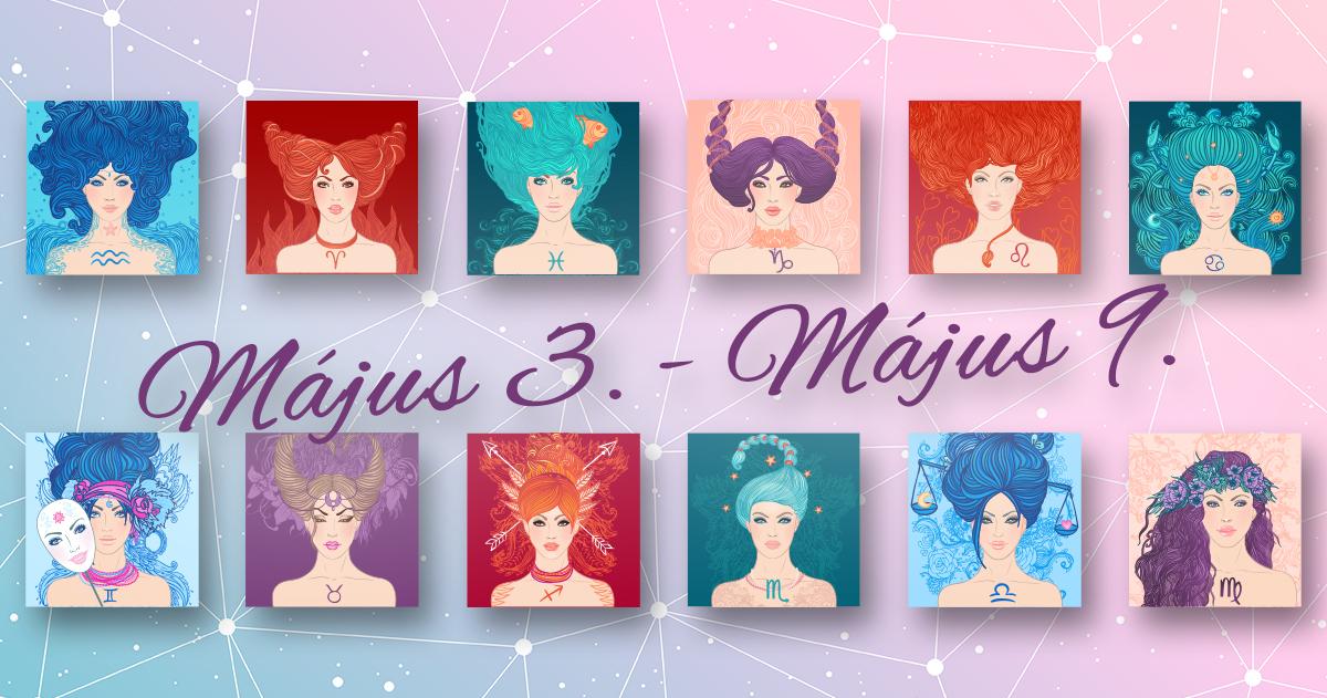 Chani Nicholas <br>Heti horoszkóp Május 3. – Május 9.</br>