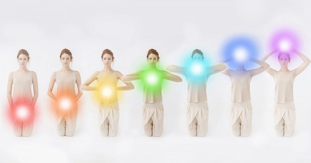 Útmutató a hét csakra színeihez és azok felhasználásához