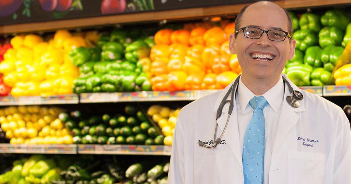 Dr. Michael Greger közelebbről