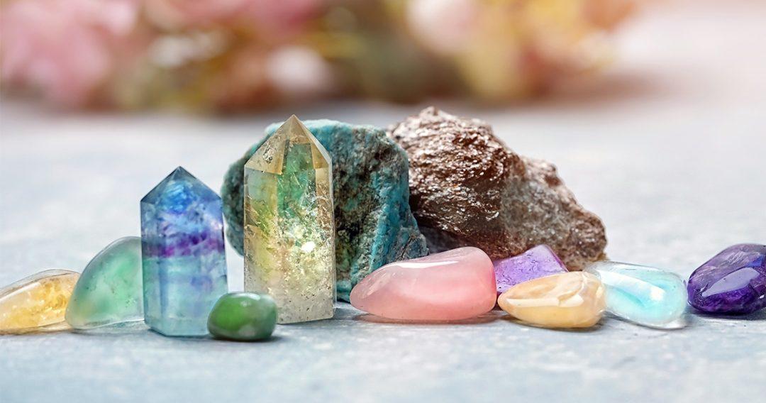 Gyógyító kristályok – színek és színhatások