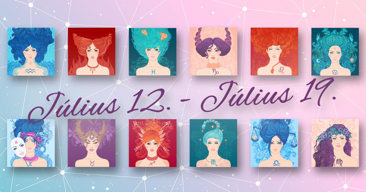 Chani Nicholas <br>Heti horoszkóp Július 12. – Július 19.</br>