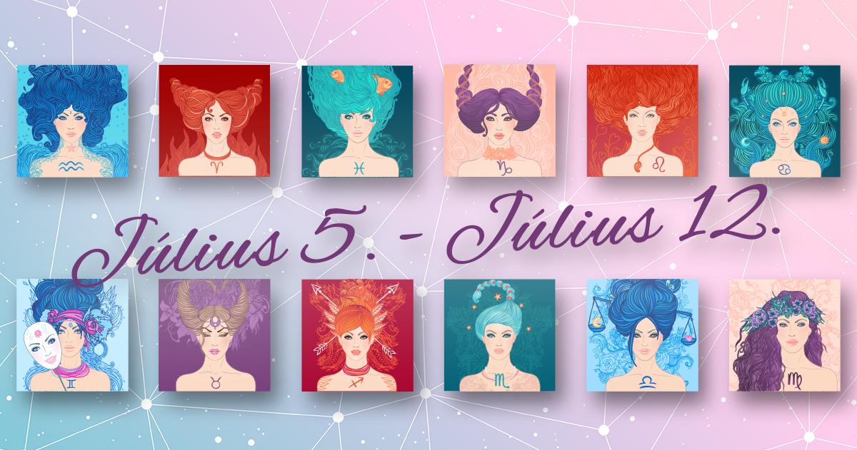 Chani Nicholas <br>Heti horoszkóp Július 5. – Július 12.</br>
