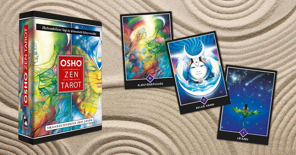 Az Osho-féle zen tarot