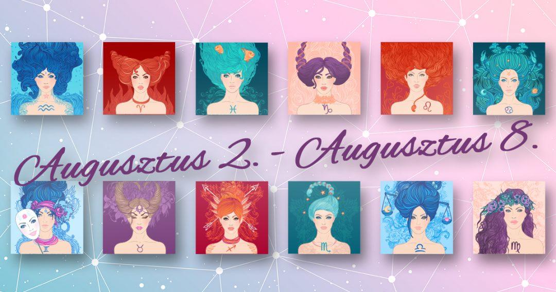 Chani Nicholas Heti horoszkóp Augusztus 2–8.