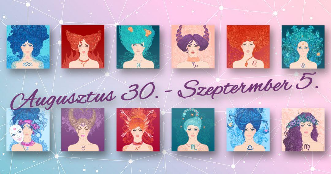 Chani Nicholas Heti horoszkóp Augusztus 30. – Szeptember 5.