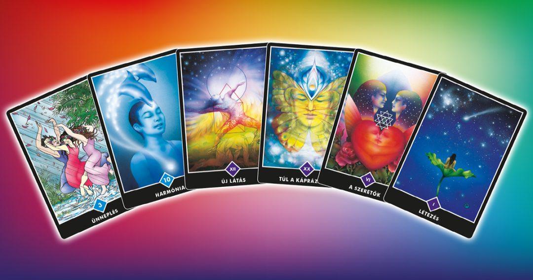 Ismerd meg közelebbről az Osho Zen Tarot kártyát